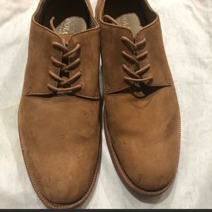 Polo suede whiskey color oxfords size men's 13D